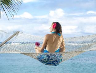 拉罗汤加岛静谧海滩酒店
