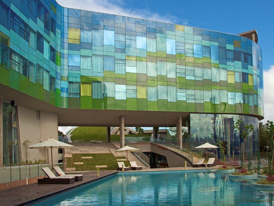 Vivanta by Taj- Whitefield Bangalore - Hotell och Boende i Indien i Bengaluru / Bangalore