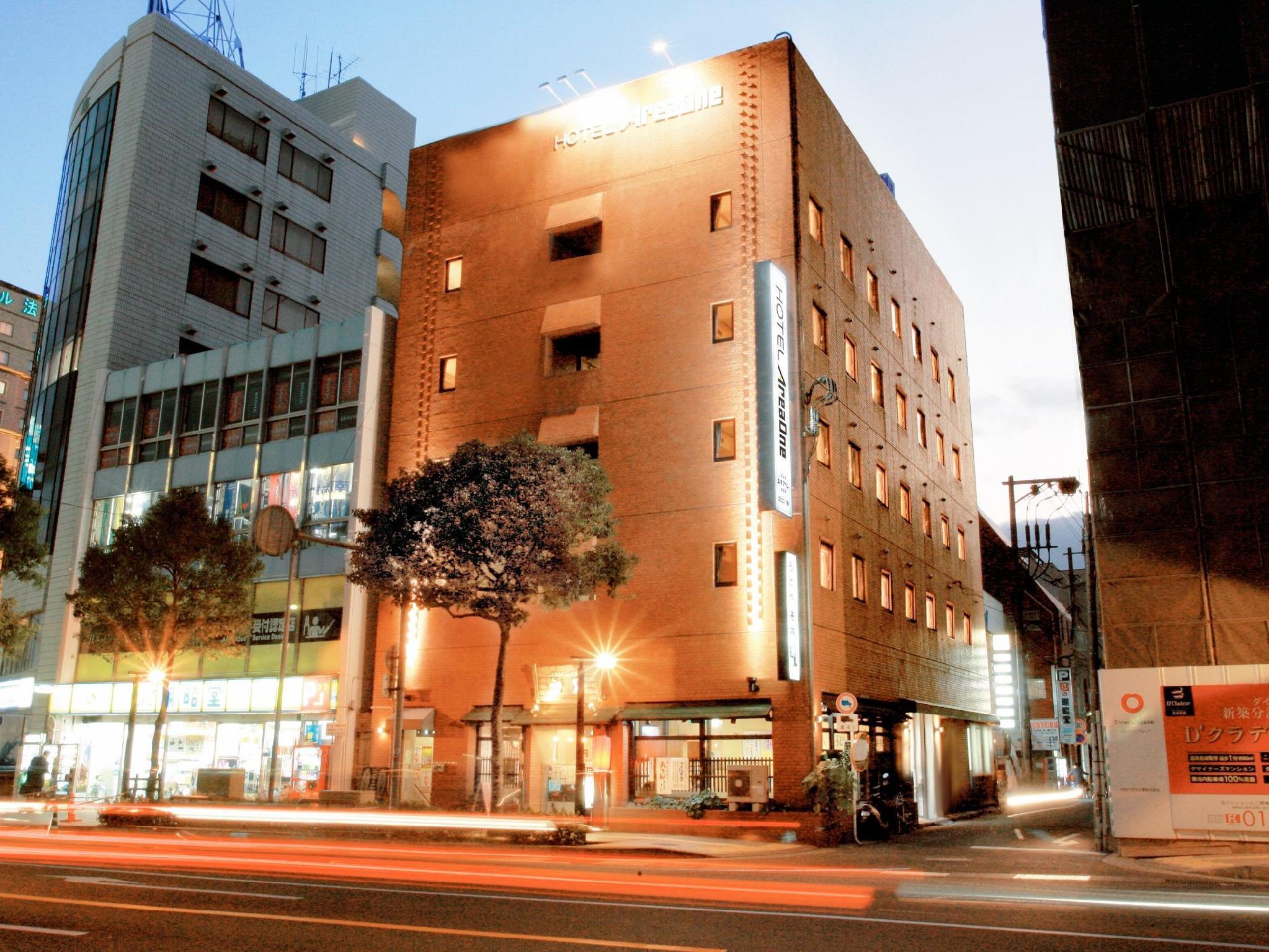 Hotel Areaone Kagoshima Kagoshima