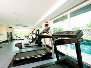 Convenient Grand Hotel Bangkok - Fitness Room