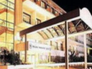 シェラトン インターナショナル ホテルの外観