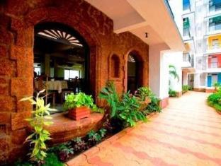 Palmarinha Resort North Goa - Hotel Exterior