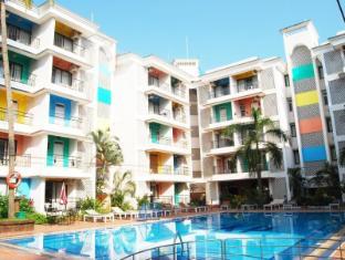 Palmarinha Resort North Goa - Swimming Pool
