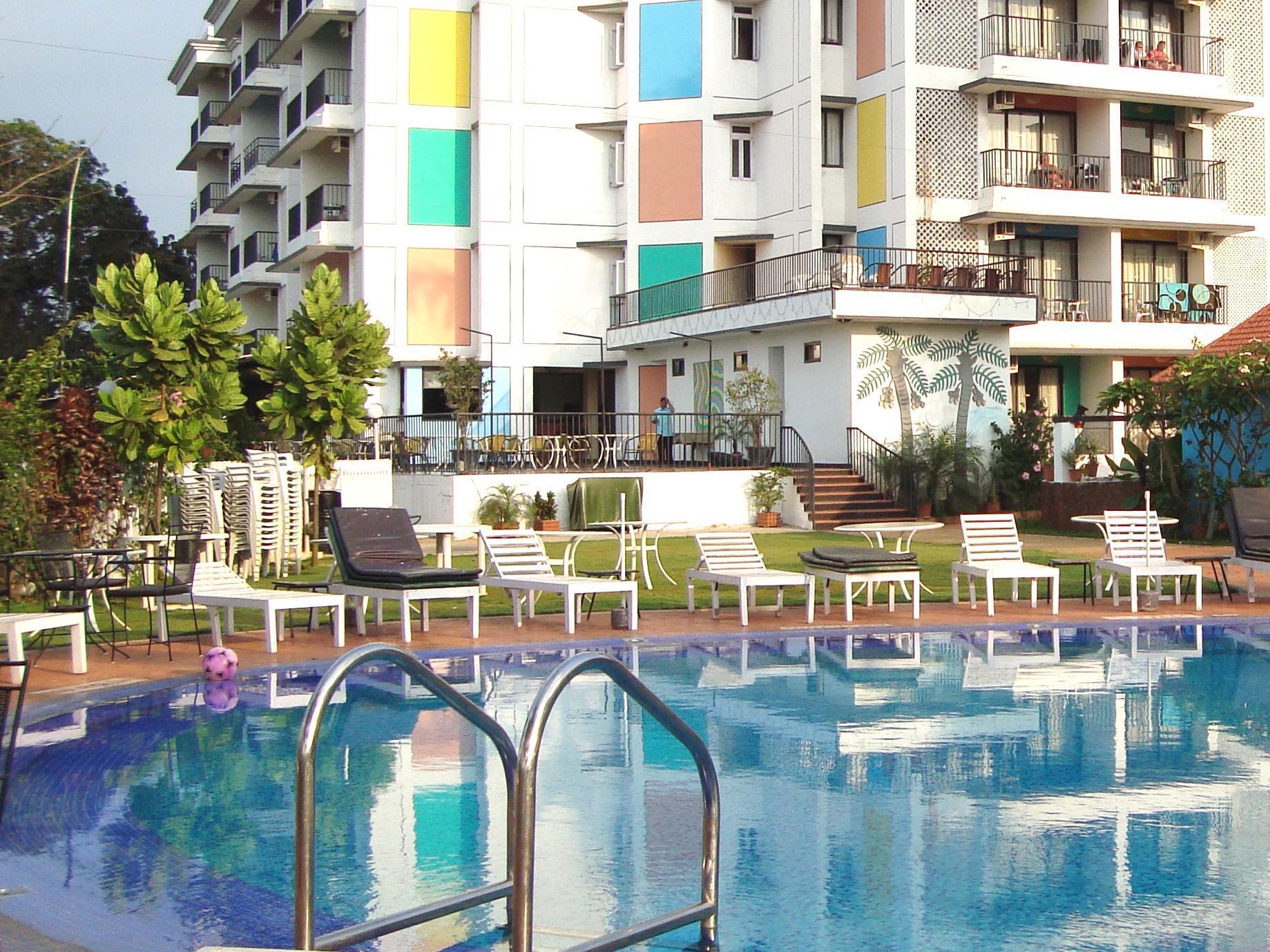 Palmarinha Resort - Hotell och Boende i Indien i Goa