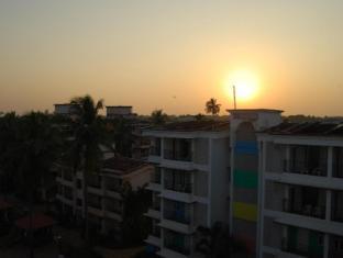 Palmarinha Resort North Goa - View