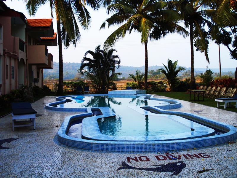 Hotel Lua Nova - Hotell och Boende i Indien i Goa