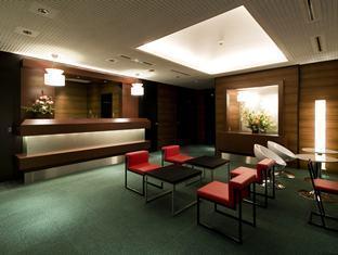 Hotel Areaone Fukuyama Fukuyama - Lobby