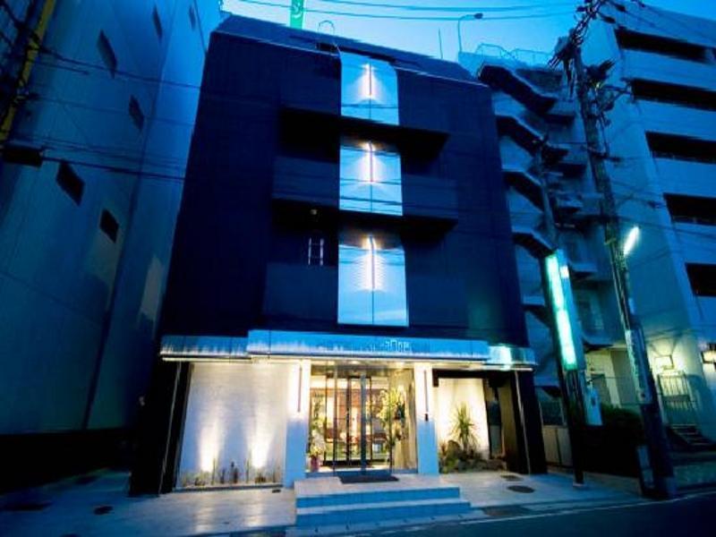 Hotel Areaone Fukuyama Fukuyama - Exterior