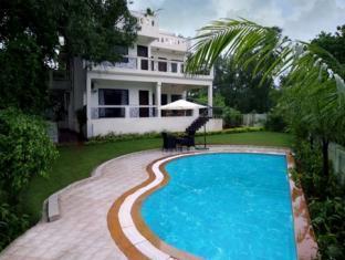 Hotel Meraden La Oasis by the Verda Norra Goa - Hotellet från utsidan