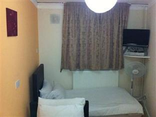 City View Hotel Roman Road London - soba za goste