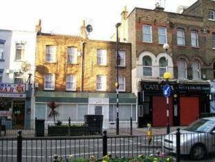 City View Hotel Roman Road London - zunanjost hotela
