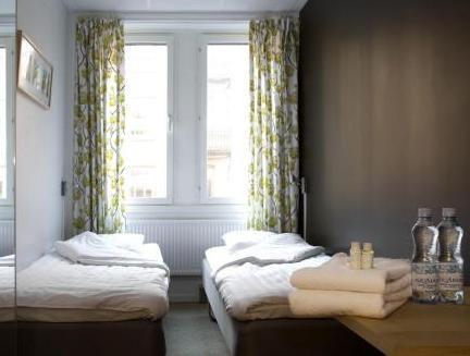 Hotell Slottsskogen Hostel