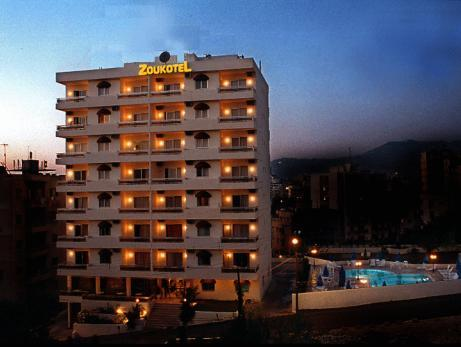 Zoukotel Hotel - Hotels and Accommodation in Lebanon, Middle East