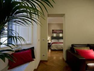 Residenza Borghese Rome - Suite Room
