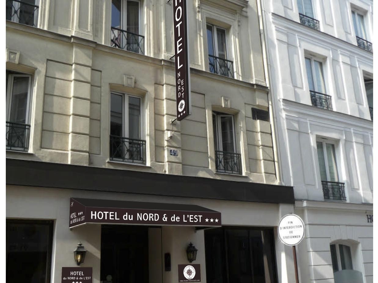 Hotel du Nord et de l'Est
