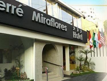Hotel Ferré Miraflores - Hotels and Accommodation in Peru, South America