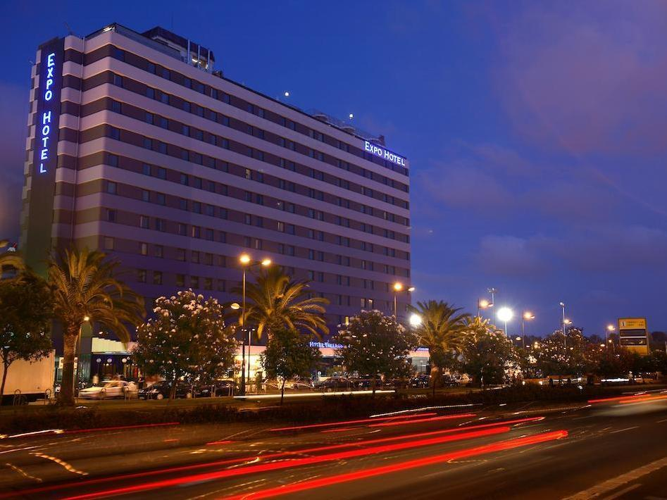 hotel tryp florazar valencia: