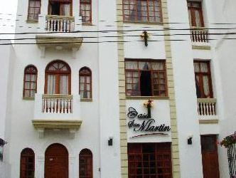 Hotel Boutique Casa San Martin - Hotels and Accommodation in Peru, South America