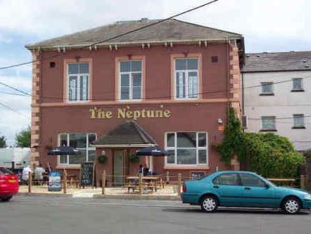 The Neptune Hotel Burry Port - Exterior