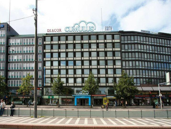 庫姆樂斯哈卡涅米酒店