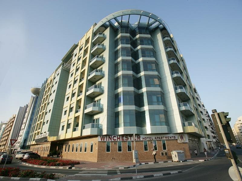 Winchester Hotel Apartments - Hotels and Accommodation in United Arab Emirates, Middle East