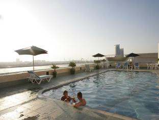 Winchester Deluxe Hotel Apartments - Winchester Hotel Apartments Dubai - Swimming Pool