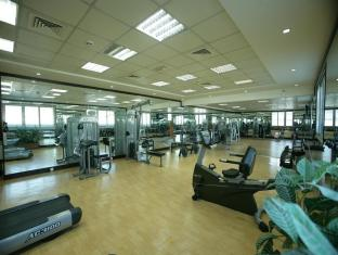 Winchester Deluxe Hotel Apartments - Winchester Hotel Apartments Dubai - Fitness Facilities