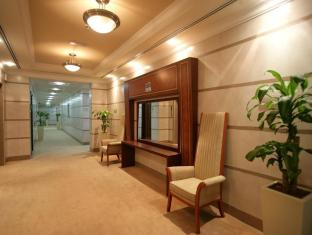 Winchester Deluxe Hotel Apartments - Winchester Hotel Apartments Dubai - Guest Floor