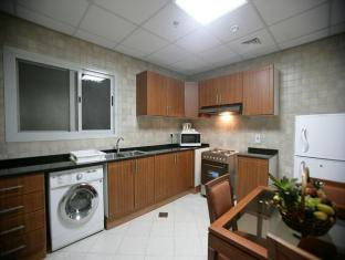 Winchester Deluxe Hotel Apartments - Winchester Hotel Apartments Dubai - 1 Bedroom Deluxe Apartment