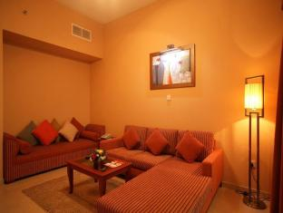 Winchester Deluxe Hotel Apartments - Winchester Hotel Apartments Dubai - 2 Bedroom Apartment