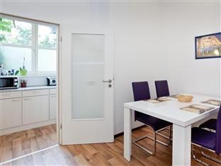 Europeapartments central Berlin Berlin - Modern 1 Room Apartment With Kitchen