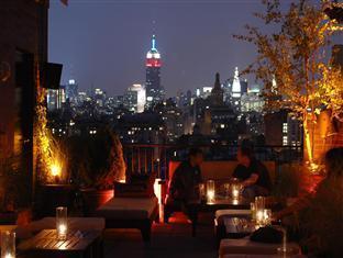 Sixty Soho Hotel New York (NY) - A60 Rooftop Lounge