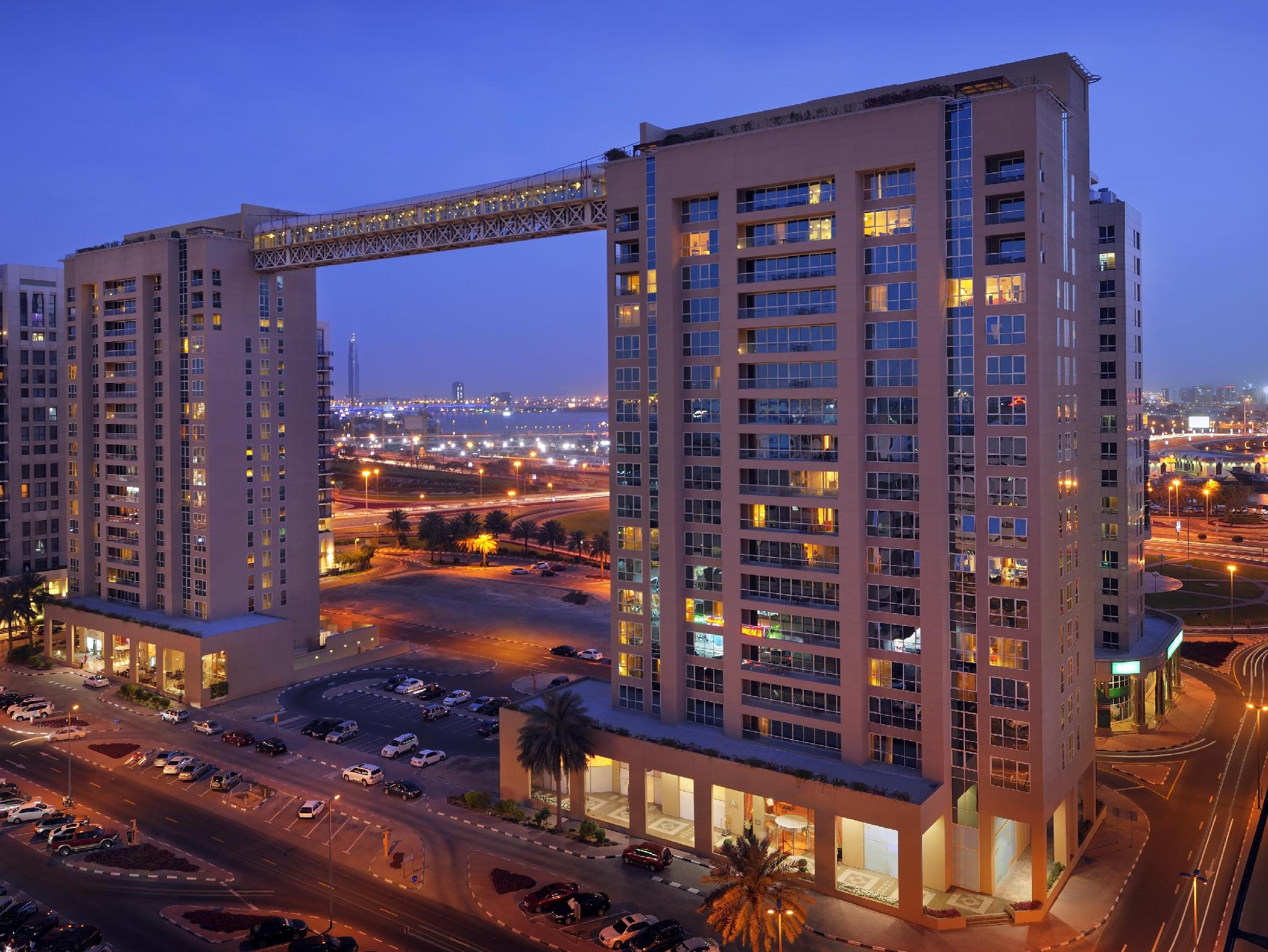 Marriott Executive Apartments Dubai Creek Hotel - Hotels and Accommodation in United Arab Emirates, Middle East
