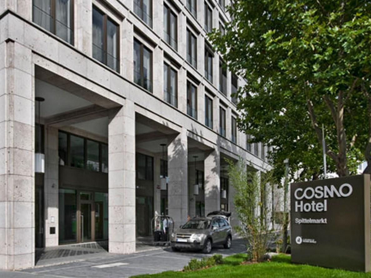COSMO Hotel Berlin Mitte - Hotell och Boende i Tyskland i Europa