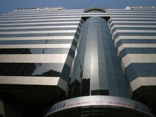 Cassells Hotel Apartments Abu Dhabi - Exterior