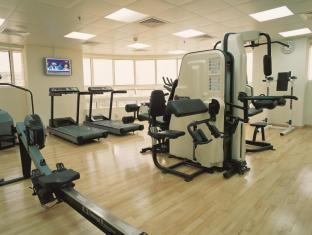 Number One Tower Suites Hotel Dubai - Bilik Fitness