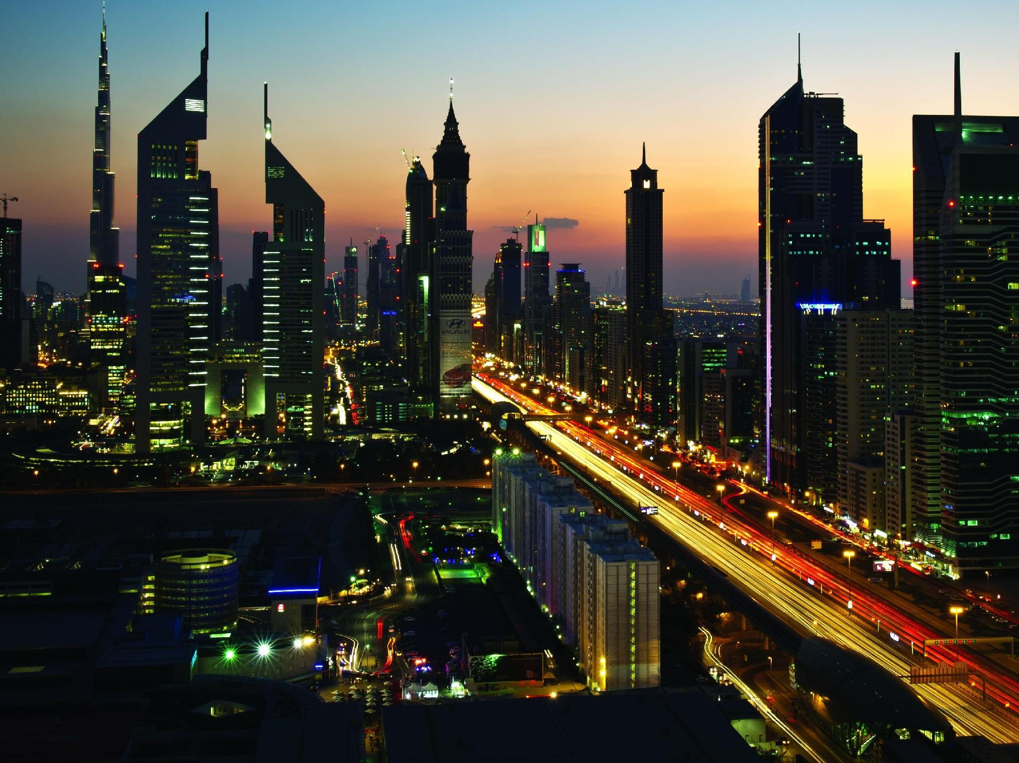 The Apartments- Dubai World Trade Centre Hotel Apartments - Hotels and Accommodation in United Arab Emirates, Middle East