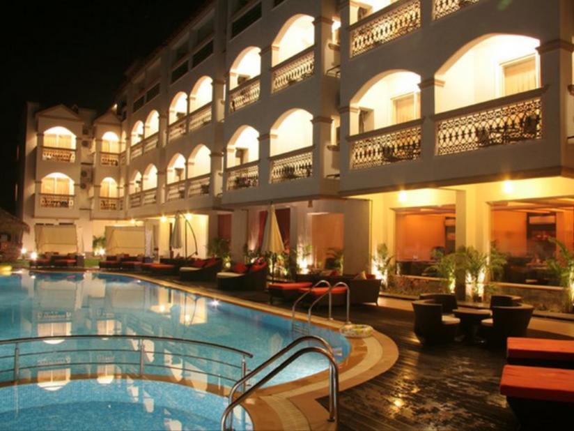La Gulls Court - Hotell och Boende i Indien i Goa