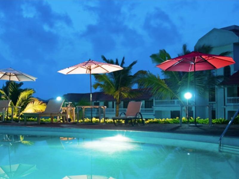 Best Western Peace Valley Hotel - Hotell och Boende i Indien i Goa