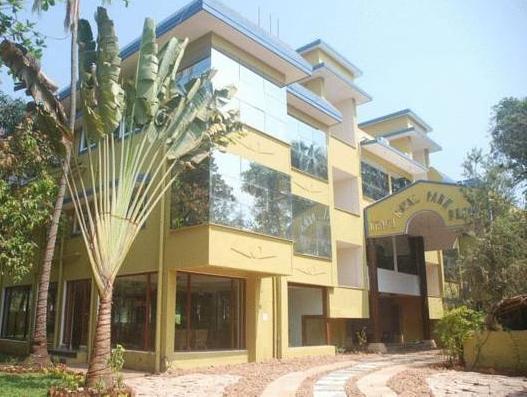Royal Park Beach Resort - Hotell och Boende i Indien i Goa
