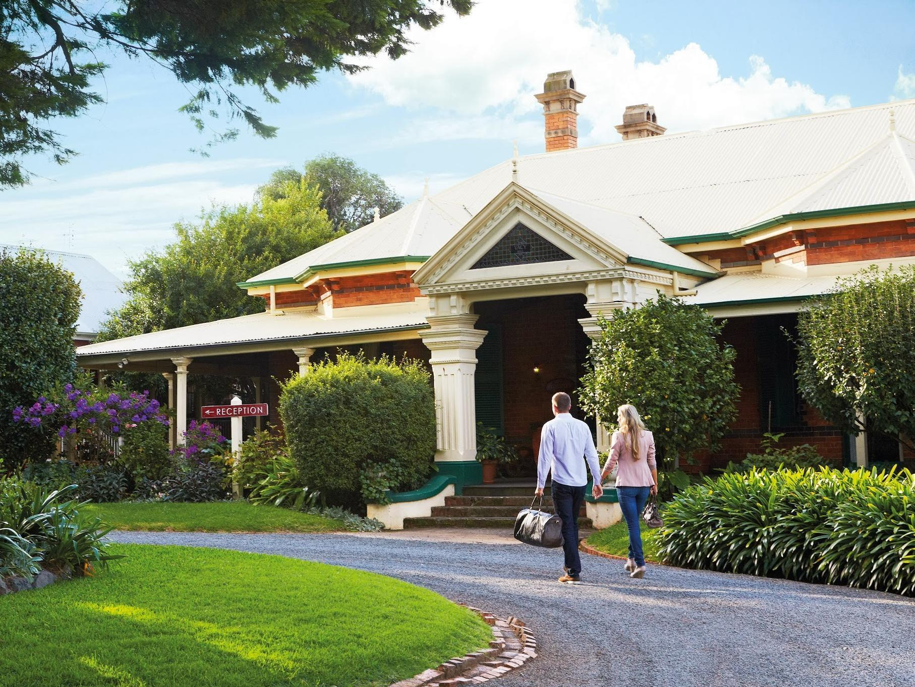Vacy Hall Historic Guesthouse - Hotell och Boende i Australien , Toowoomba