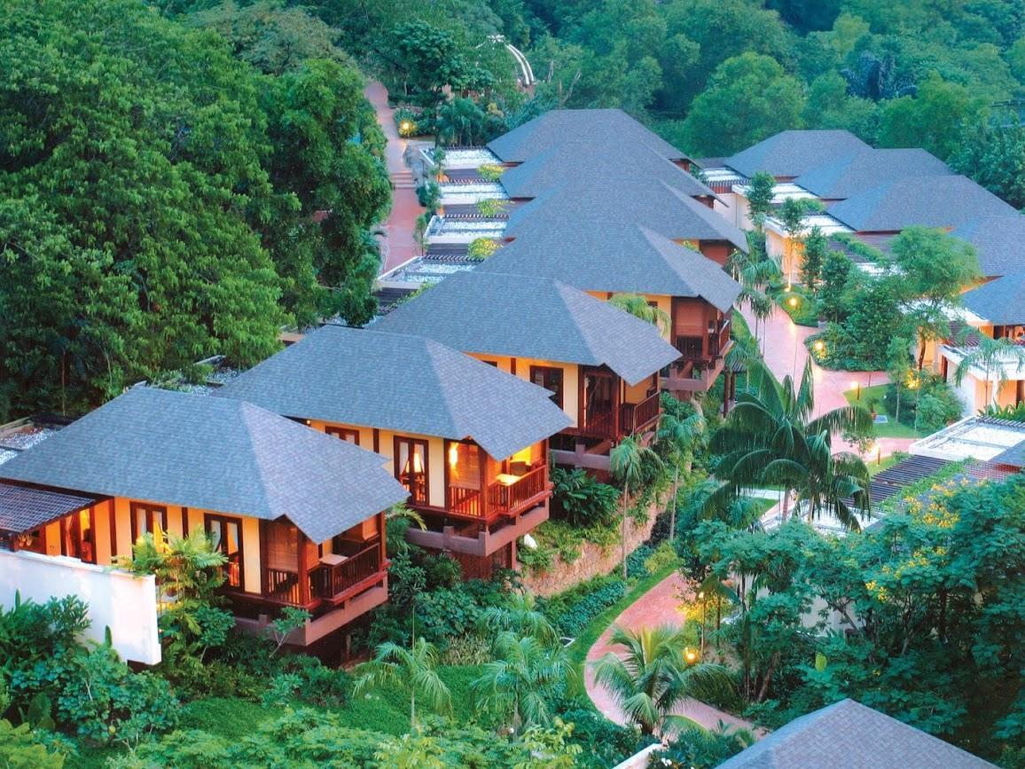 The Villas at Sunway Resort Hotel & Spa - Hotels and Accommodation in Malaysia, Asia