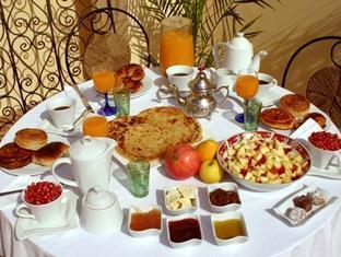 Riad Chbanate Essaouira - Buffet