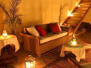 Riad Chbanate Essaouira - Hotellet indefra