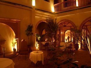 Riad Chbanate Essaouira - Restaurant