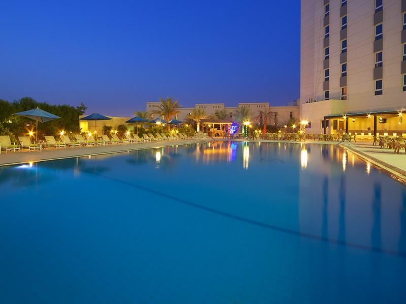 Bin Majid Acacia hotel and apartments - Hotels and Accommodation in United Arab Emirates, Middle East