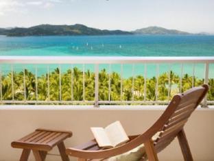 Hamilton Island Reef View Hotel Whitsundays - बालकनी/टैरेस