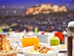 Novus City Hotel Athens - Restaurant