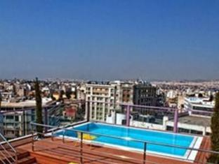 Novus City Hotel Athens - Swimming Pool
