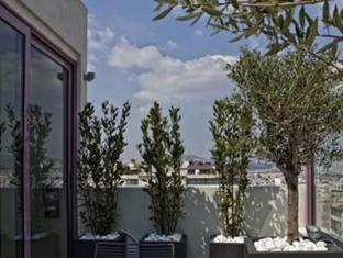 Novus City Hotel Athens - Balcony/Terrace